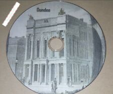 Dundee History 80 + ebooks on disc in PDF Kindle & Epub Formats for PC & Kindle
