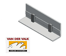 Van der Valk Junta para los carriles de perfil + Lateral Panel Solar PV