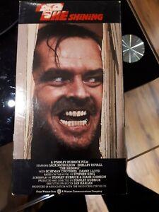 The Shining (VHS, 1991)