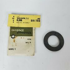 33-54 Chevy 3-Speed Transmission Shaft & Thrust Washer GM 591793 NOS