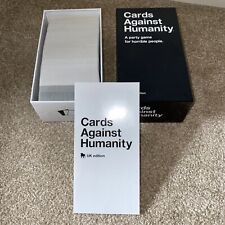 Cards Against Humanity - Party Game - UK Edition - Excellent Condition.
