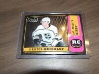 2018-19 opc platinum retro rookies #r-99 daniel brickley