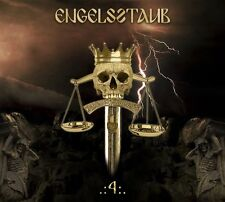ENGELSSTAUB The 4 Horsemen Of The Apocalypse CD Digipack 2015