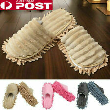 1x Lazy Mopping Shoe Floor Mopper Slipper Mop Cover Cleaner Cleaning Foot Sock