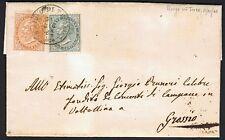 1863 DA BORGO DI TERZO 31 DIC 63 SU 10 C. + 5 C. DLR