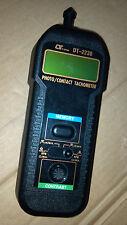 LUTRON DT-2238 Photo/Contact Tachometer