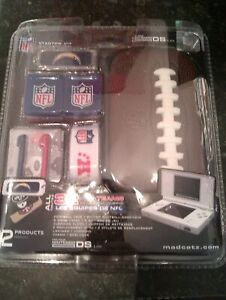 NFL Starter Set for Nintendo DS Lite *JOBLOT* 10 Units