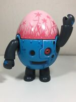 "Jeff Soto Terrarium Keeper  8"" egg Qee SDCC toy2r kidrobot Toy Figure"