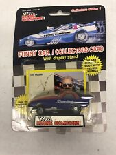 Tom Hoover Showtime 1989 1/64 Racing Champions Collector Series 1 MISPRINT