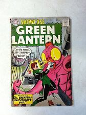 SHOWCASE #24 KEY ISSUE, 3RD GREEN LANTERN, CREATURE THAT COULD NOT DIE, 1960