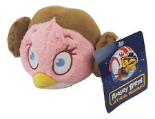 Angry Birds Star Wars Princess Leia Plush - New with Tags