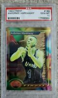 1993 FINEST BASKETBALL #189 ANFERNEE HARDAWAY RC ROOKIE PSA 10 GEM MINT