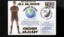 RICHIE McCAW NZ ALL BLACKS 2005 GRANDSLAM CHAMPIONS Cv