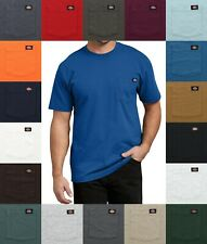 Dickies' Men's T-Shirt Short Sleeve Heavy Weight Jersey Big & Tall Pocket Tee