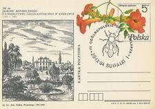 Poland postmark SUWALKI - beekeeping days of the beekeeper