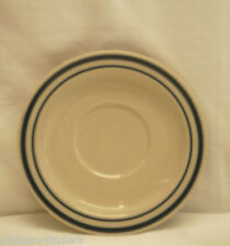 Old Vintage Constellation Blue Stoneware by Newcor Saucer Plate Japan