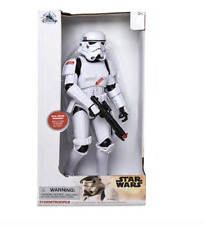 DISNEY Star Wars Storm Trooper Talking Action Figure Movie Phrases Lights *NEW**