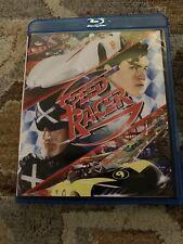 Speed Racer (Blu-ray Disc, 2008)