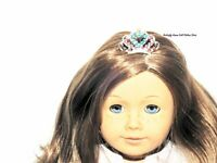 Rhinestone Tiara Crown Metal 18 in Doll Clothes Accessory For American Girl C
