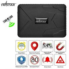 TKSTAR GPS Tracker for Vehicles Car Motorcycle Trucks Waterproof GPS Loctor F...