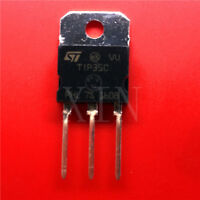 10pcs TIP35C NPN Silicon Power Transistor