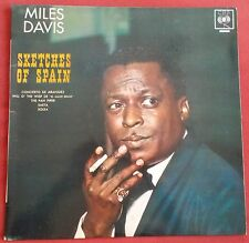 MILES DAVIS LP ORIG FR SKETCHES OF SPAIN   BIEM