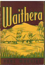 Waithera - Soul of African Girl by Anne Woodley - Moody Bible Institute 1942