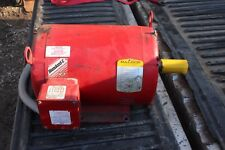 BALDOR 10 HP Three Phase Pump Motor & Control Box 230/460V