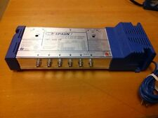Spaun SMS 5601 NF Compact Multiswitch For 4 SAT IF Signals