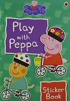 Peppa Pig Play with Peppa Sticker Book