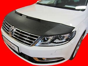CAR HOOD BRA fits VW Volkswagen Passat CC 2012 - 2016  NOSE FRONT END MASK