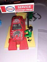 Majorette FIAT Coupé SPIDER Majorette 1:60 roues avant directionnel