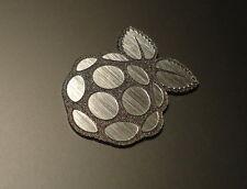 raspberry pi label/logo/sticker/badge 30 x 23 mm [210]