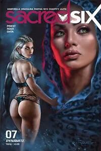 SACRED SIX #1-7 | Select A B C D E & Incentive Covers | Dynamite Comics NM 2020