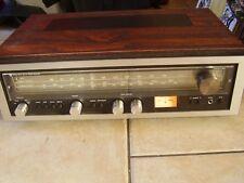 ampli-tuner vintage LUXMAN R-1035 de 1978