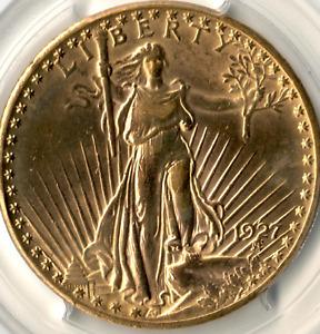 $20 1927 Saint-Gaudens Double Eagle