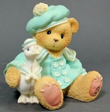 Cherished Teddies ~ Cole - We've Got A Lot To Be Thankful For (476714) *Mint*