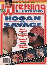 Pro Wrestling Illustrated June 1989 Rock'n'Roll Express VG 020316DBE