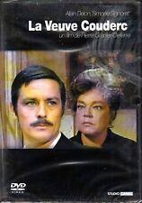 DVD - LA VEUVE COUDERC - Alain Delon - Simone Signoret