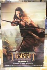 """The HOBBIT Cinema Banner 94""""x60"""" Bard Lord Of The Rings XL Movie Film Poster"""