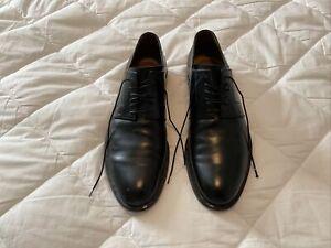 Louis Vuitton black dress shoes size 12