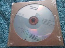 John Adams St. Louis Symphony Scheherazade.2 Nonesuch Promo 557433 UK CD Album