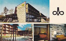 Auberge Des Gouverneurs Boulevard Laurier QUEBEC Qc Canada Advertising Postcard