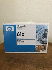 HP Hewlett Packard 61X Laserjet 4100-4101 Black Toner Cartridge New Sealed