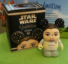 "Disney Vinylmation 3"" Park Set 7 Star Wars Eachez Princess Leia Non Variant Box"