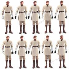Lot of 10 STAR WARS Obi-Wan Kenobi action Figures 2010 L06
