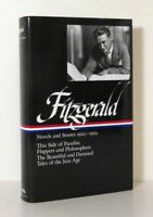 F Scott Fitzgerald / LIBRARY OF AMERICA FITZGERALD NOVELS AND STORIES 1st ed