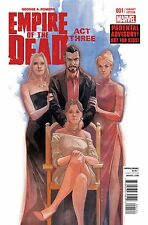 George Romero Empire of the Dead Act 3 #1 1:15 PHIL NOTO VARIANT COVER TV SERIES