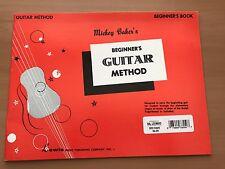 Beginner's Guitar Method
