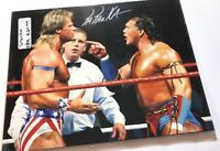 Tatanka Signed Autographed PHOTO 11x14 Legend WCW NWA  WWE